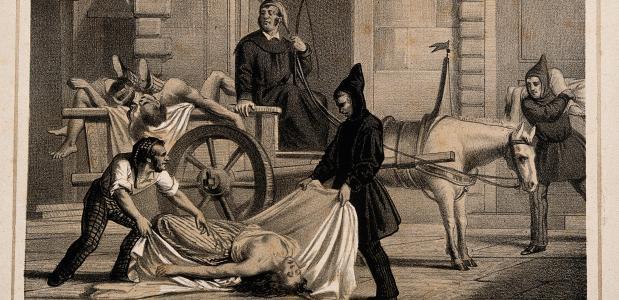 Cholera epidemie 1835