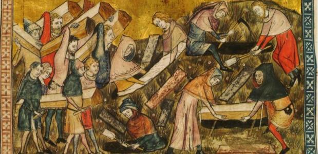 Levensverwachting middeleeuwen