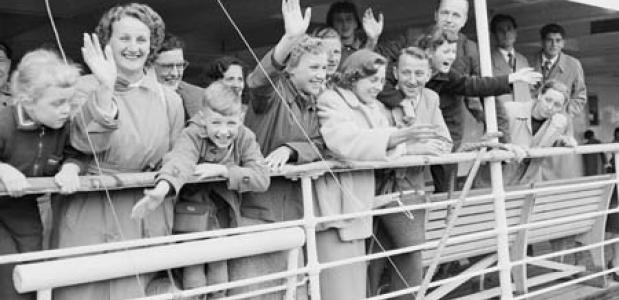 Nederlandse emigratie Australië