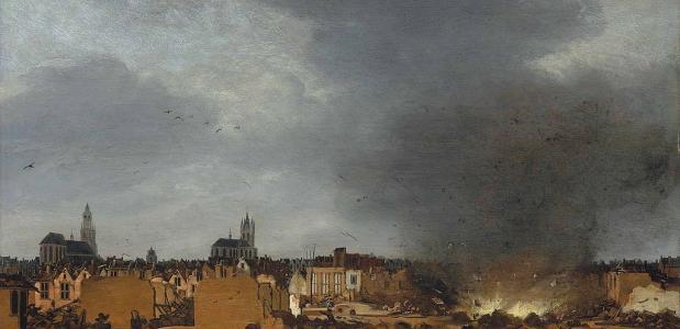 Delftse Donderslag 1654