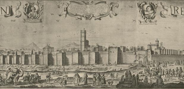 Marokko 1640