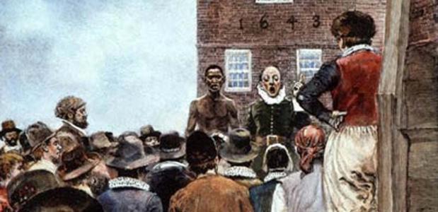 Slavernijverleden
