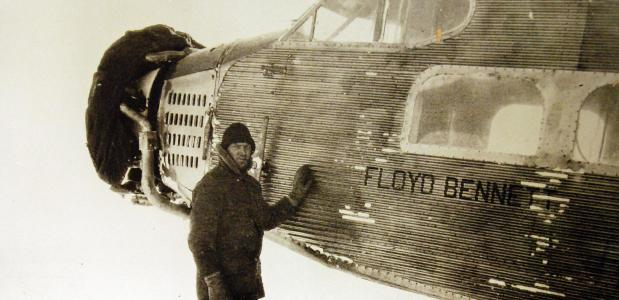 Floyd Bennett plane