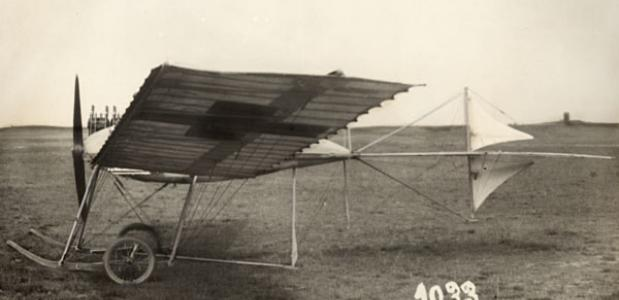 Fokker M1 Spin, 1911.