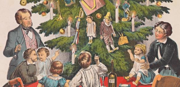 Geschiedenis van de kerstboom