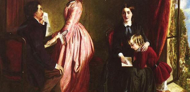 Een gouvernante mocht in een adellijk gezin niet ontbreken. Wat maakte een gouvernance zo belangrijk?