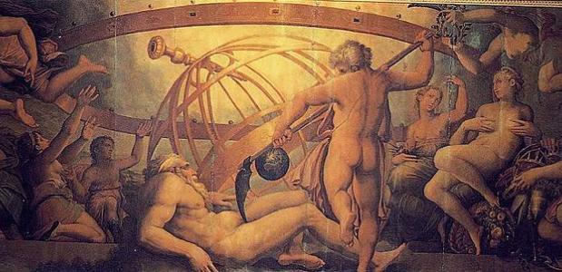 Hesiodos en de Theogonia