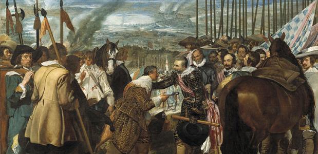 In 1624 namen Spaanse troepen wraak bij het Beleg van Breda. Met succes, want Breda bleef negen jaar in handen van Spanje.