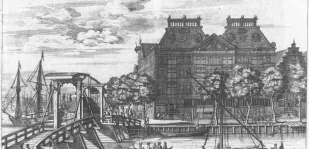 WIC-huis in Amsterdam 1642