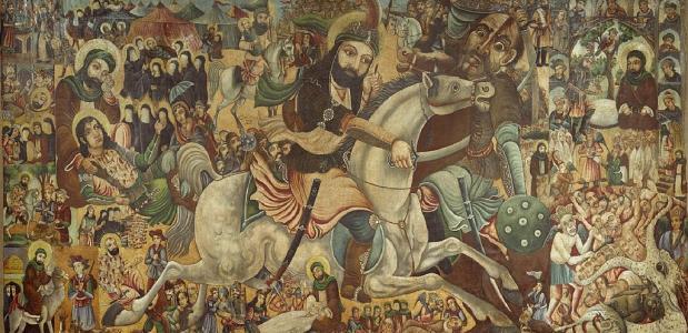 De slag bij Karbala