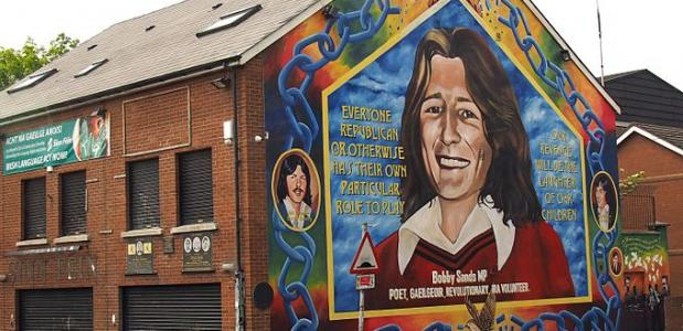 Bobby Sands hongerstaking 1981