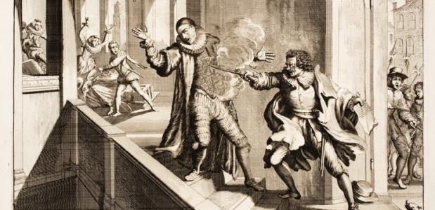 Moord Willem van Oranje