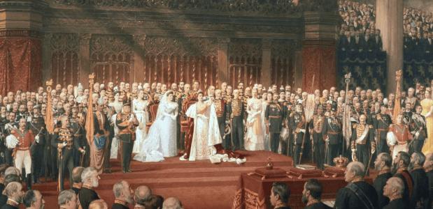Inhuldiging Wilhelmina