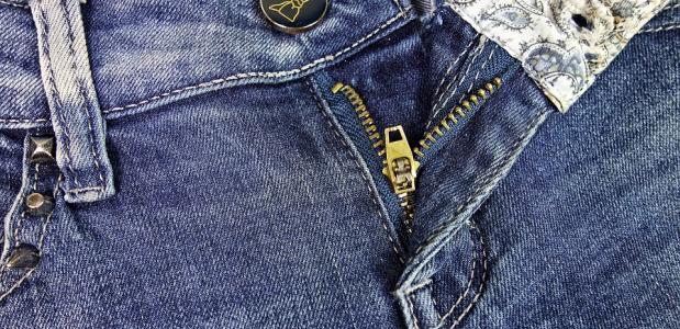 Uitvinding van de spijkerbroek
