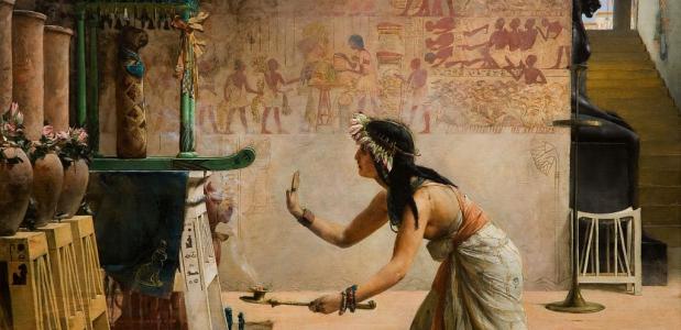 Huisdieren Egyptenaren
