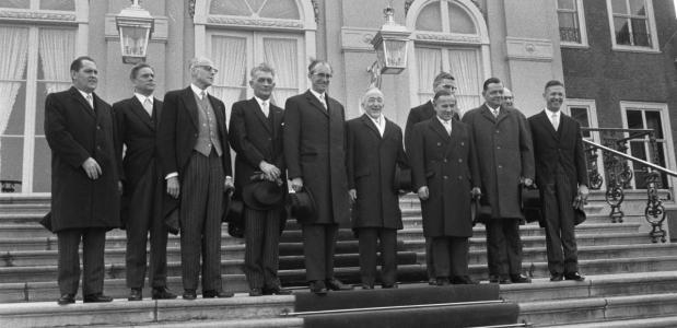 kabinet de jong 1967