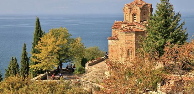 Geschiedenis Macedonië