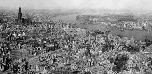 bombardementen op duitsland tweede wereldoorlog