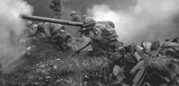 Nederlanders in de Korea-oorlog | IsGeschiedenis