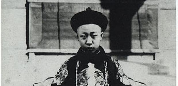 Chinese keizer