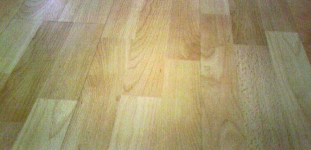 De laminaatvloer is tegenwoordig één van de populariste vloersoorten