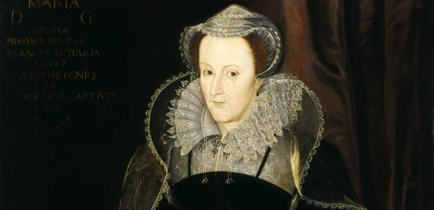 Mary Queen of Scots via Wikimedia Commons