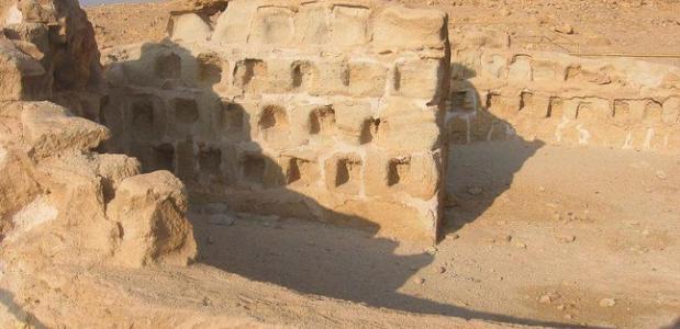 citadel van Massada