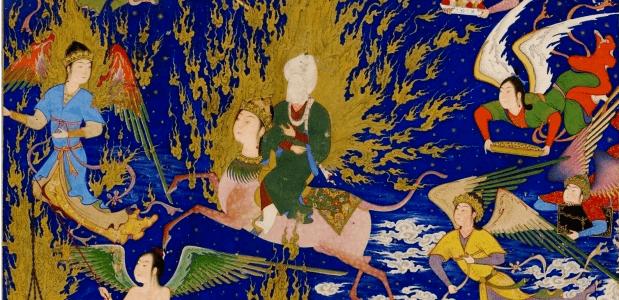 nachtreis van Mohammed