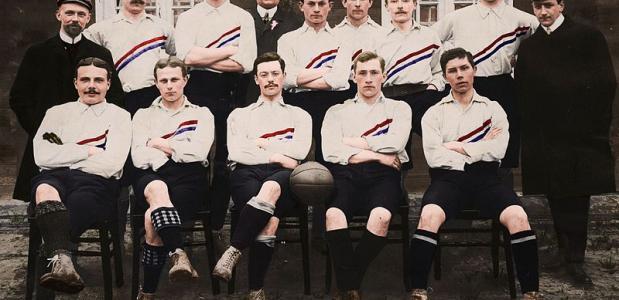 Oranje in 1905.