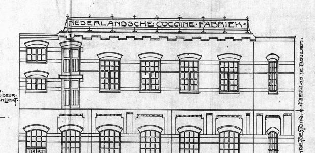 Nederlandsche Cocaïnefabriek Amsterdam