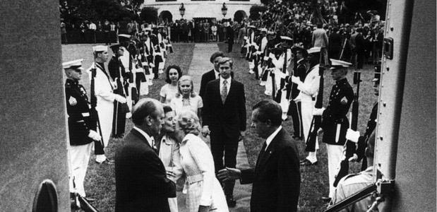 Nixon en Trump