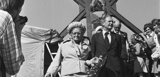Opening Moerdijkbruggen