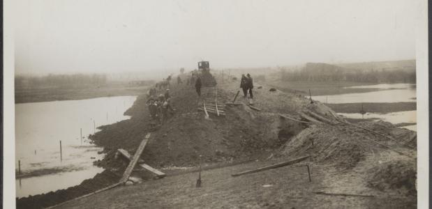 Overstroming Maas 1926