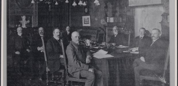 Kabinet- Van der Linden