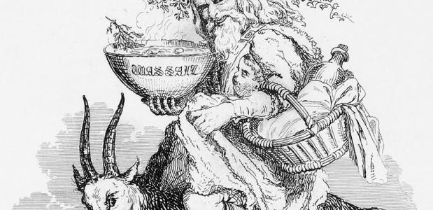 Joelbok Scandinavische traditie kerstmis geit