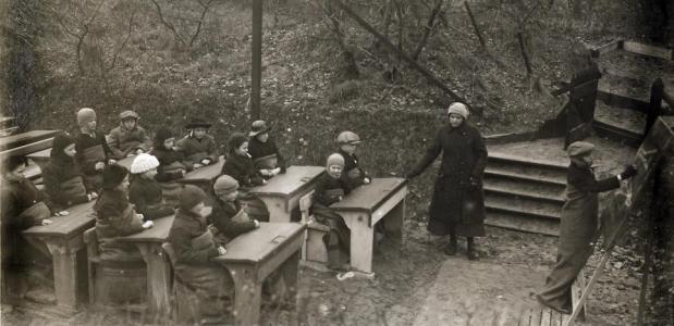 Openluchtschool