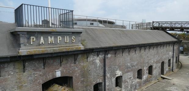 geschiedenis fort pampus