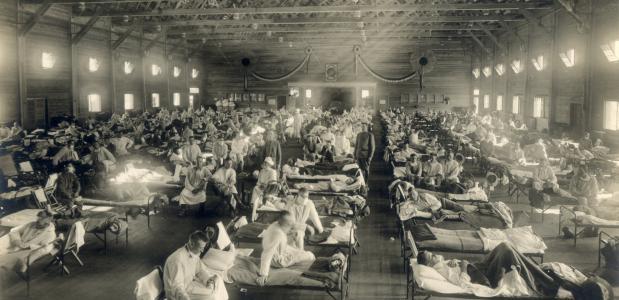 Grootste pandemiën