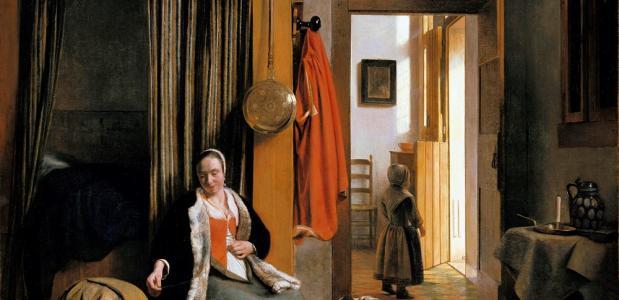 De Hooch uit de schaduw van Vermeer