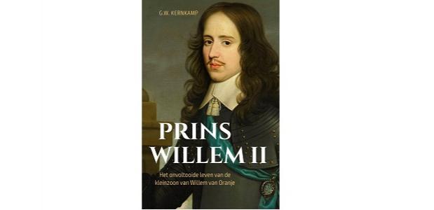 biografie stadhouder willem ii