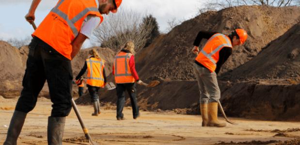 Dalfsen opgraving