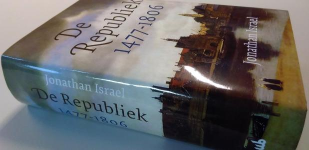 Jonathan Israel De Republiek 25 jaar