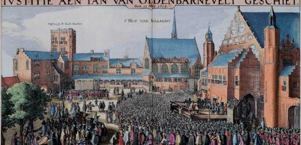 Johan van Oldenbarnevelt Haags Historisch Museum