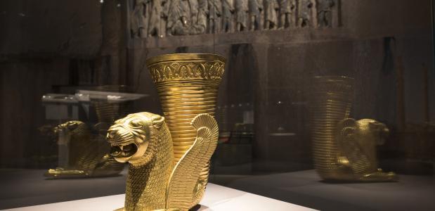 Tentoonstelling Iran in het Drents Museum