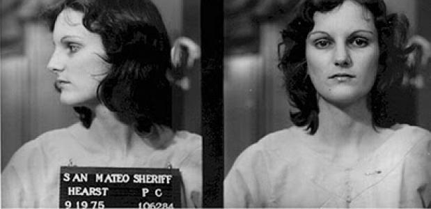 Mugshot Patricia Hearst