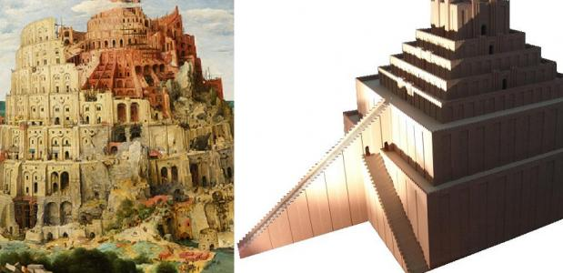 Toren van Babel