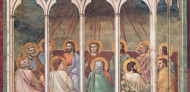 Pinksteren Heilige Geest
