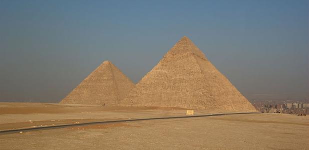 Het mysterie rond de bouw van de Piramide van Gizeh is opgelost.
