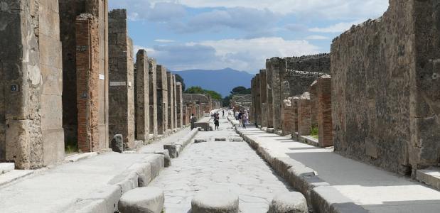 Geschiedenis van Pompeï