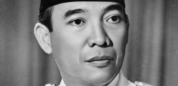 President Soekarno Indonesie